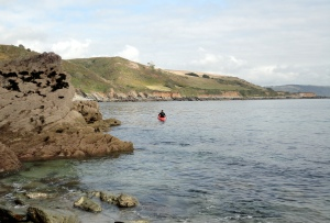 Cornish Rock Pools pirate adventure