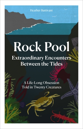 Rock Pool is due out in May and will be available from book shops and online.